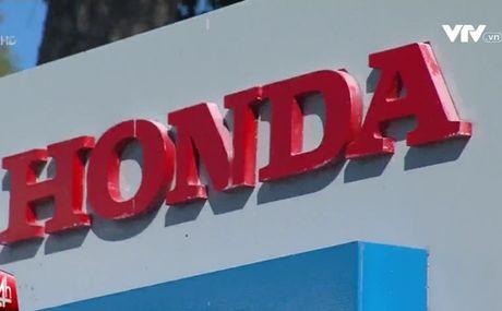Honda thu hoi 350.000 xe Civic tai thi truong My - Anh 1
