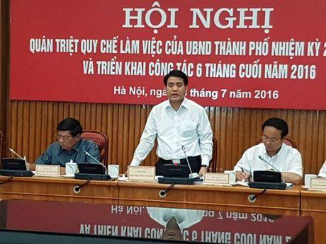 Ha Noi : Ly do gi So GTVT van de xe khach chay xuyen tam Thanh pho? - Anh 2