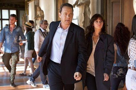 """Hoa nguc"" cua Tom Hanks se ""dot nong"" rap chieu cuoi tuan - Anh 1"