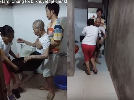 Vu an chan tien liet si: He lo video can bo go cua tung nha xin loi - Anh 2