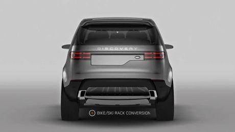 Ro ri hinh anh thiet ke 'sieu doc' cua Land Rover 2017 - Anh 6