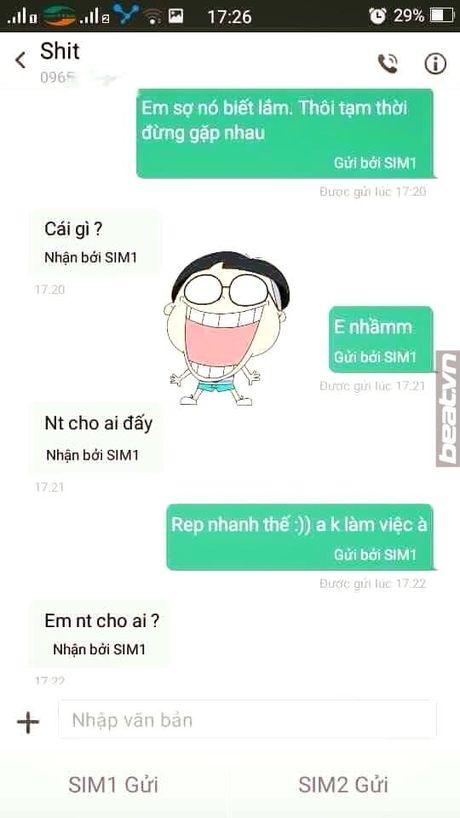 "Trao luu hot nhat FB, thu long bang tin nhan ""Em so chong biet lam"" - Anh 5"