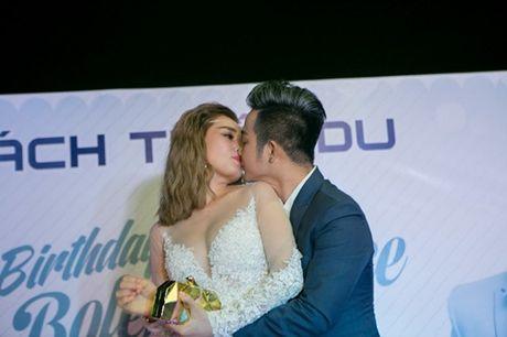 Vo chong Thanh Ngoc, Ung Hoang Phuc rang ro di mung sinh nhat Quach Tuan Du - Anh 18