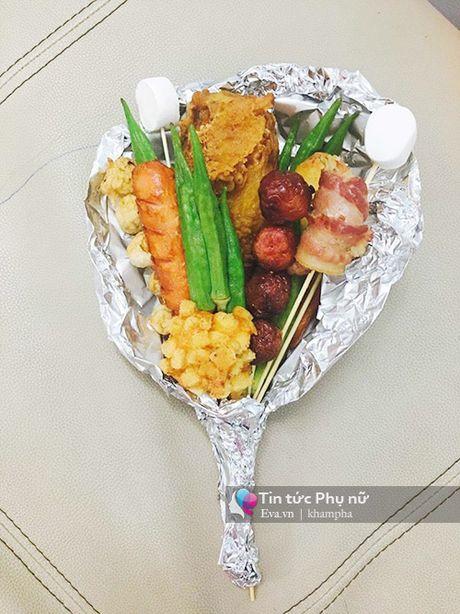 Can 20/10, hoa lam tu do an gia 100 nghin/bo gay sot Sai Gon - Anh 5