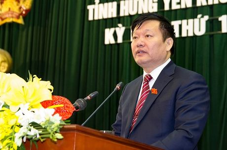 Chan dung Chu tich Hung Yen Nguyen Van Phong - Anh 1