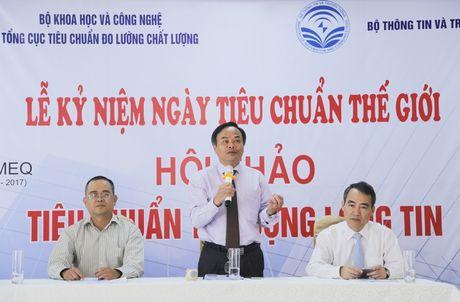 Ky niem Ngay Tieu chuan The gioi 14/10: 'Tieu chuan tao dung long tin' - Anh 2