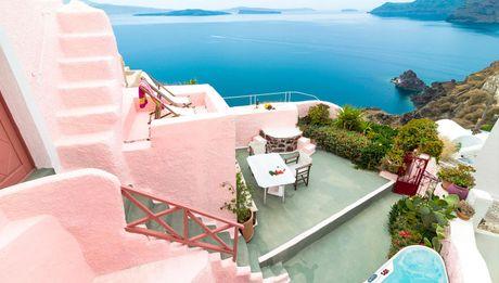 Chu du Hi Lap va kham pha nhung ngoi nha nam o Santorini - Anh 8