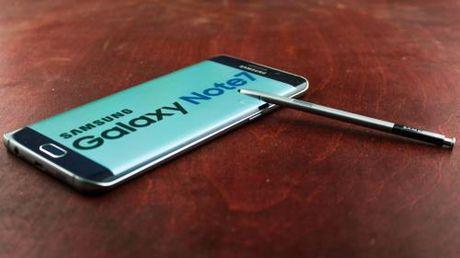 Canh bao chay no: Tat Samsung Galaxy Note 7 ngay lap tuc! - Anh 1