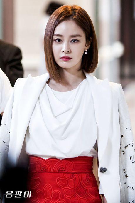 Kim Tae Hee: Su nghiep thanh cong, doi tu vien man - Anh 4