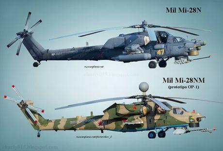 'Tho san dem' Mi-28 Nga lot xac voi phien ban moi - Anh 2