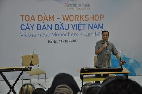 Viet Nam can bao ve dan bau truoc khang dinh la nhac cu cua Trung Quoc - Anh 2
