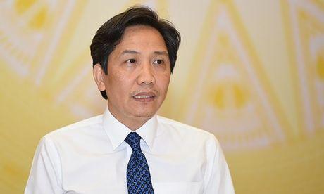 Vi sao Bo Noi vu cham bao cao vu bo nhiem ong Trinh Xuan Thanh? - Anh 1