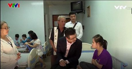 Cty LIXIL Viet Nam tiep tuc dong hanh cung chuong trinh 'Trai tim cho em' - Anh 1