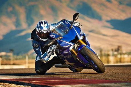 Yamaha R6 2017 khuay dong phan khuc 600cc - Anh 1