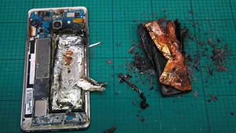 Samsung mat 5,3 ty USD loi nhuan vi su co Note 7 - Anh 2