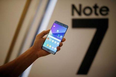 Samsung thu hoi va hoan tien hon 12.600 chiec Galaxy Note 7 tai Viet Nam - Anh 1