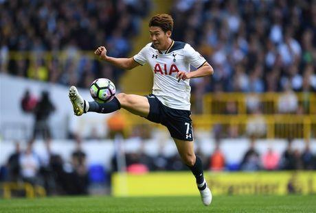 Son Heung-Min tro thanh cau thu chau A dau tien gianh giai thuong Cau thu xuat sac nhat thang cua Premier League - Anh 1