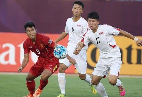 U19 Viet Nam bat ngo thang duong kim A quan U19 chau A tai tran dau ra quan - Anh 1