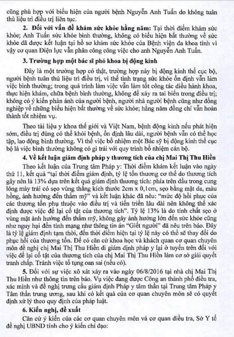 Vu nghi loi dung benh an tam than de tron toi: So Y te Ha Giang len tieng - Anh 2
