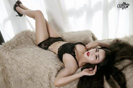 Nhin lai loat hinh nong bong cua Linh Miu truoc khi gay 'bao' scandal - Anh 4