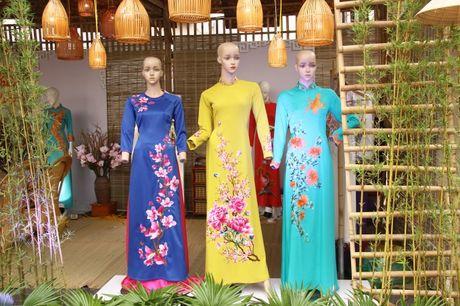 Ngam nhung mau thiet ke tai Festival ao dai Ha Noi 2016 truoc gio khai hoi - Anh 2