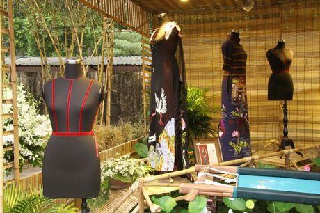 Ngam nhung mau thiet ke tai Festival ao dai Ha Noi 2016 truoc gio khai hoi - Anh 5