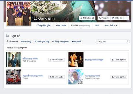 Xon xao nghi van Quang Vinh - Ly Qui Khanh ngung 'theo doi' sau 11 nam lam ban tri ki - Anh 6