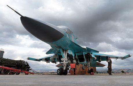Ong Putin ky dao luat phe duyet thoa thuan trien khai khong quan tai Syria - Anh 1