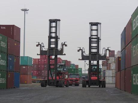 Cang Hai Phong lien doanh voi Heung-A khai thac dich vu logistics - Anh 3