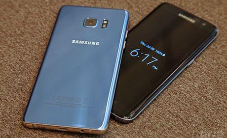 Nguoi dung bat dau hoan tra Galaxy Note 7 - Anh 1
