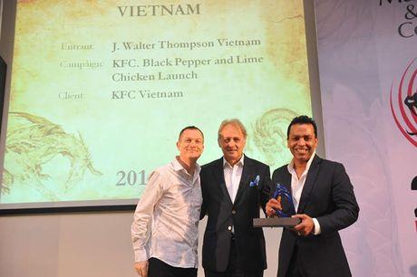 J. Walter Thompson Vietnam nhan 4 giai thuong lon - Anh 1