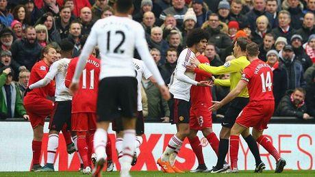 Truoc vong 8 Premier League: M.U dai chien Liverpool - Anh 1