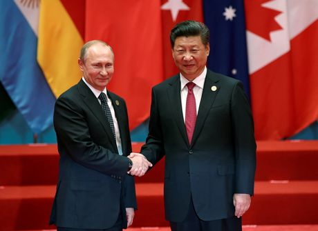 Ong Putin moi ong Tap Can Binh tham Nga - Anh 1