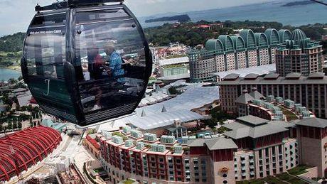 The gioi bang hoang voi toc do tang truong GDP quy III cua Singapore - Anh 1