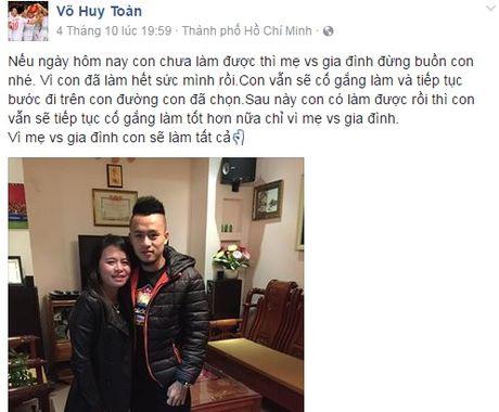Vo Huy Toan: Chang trai me ca hat va dieu lang man nhat muon danh cho me - Anh 5