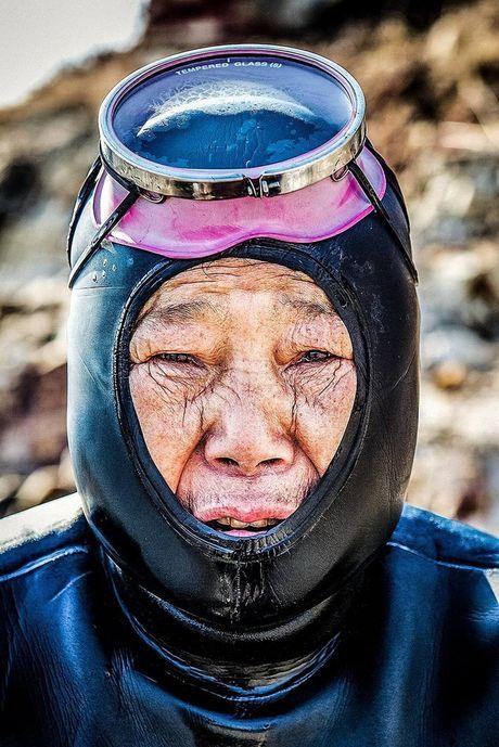 Gap go nhung 'nang tien ca' 70 tuoi cuoi cung cua Han Quoc - Anh 1