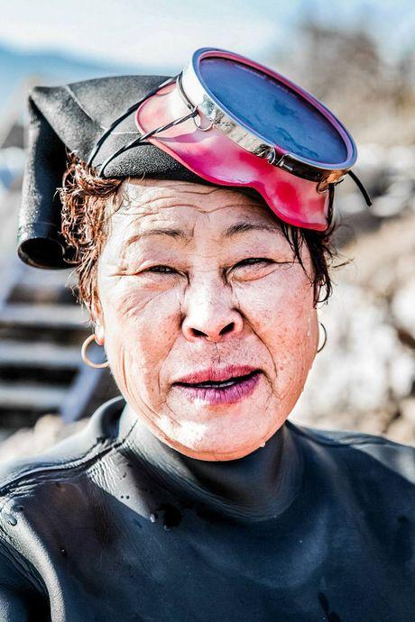 Gap go nhung 'nang tien ca' 70 tuoi cuoi cung cua Han Quoc - Anh 5