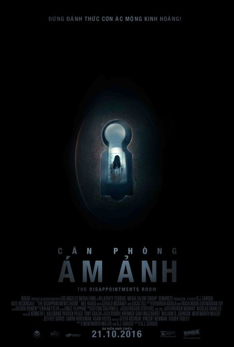 'The Disappointments Room' - Phim kinh di danh thuc noi am anh cua mua Halloween nam nay - Anh 4