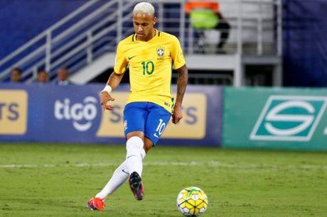 An don do mau, Neymar tuyen bo khong thay doi cach choi - Anh 3