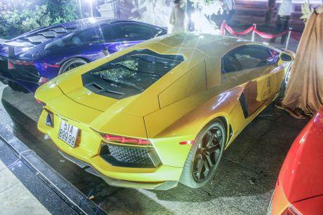 Lamborghini Aventador khac lua o Sai Gon - Anh 5