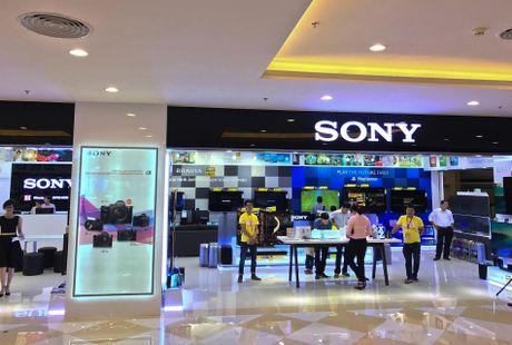 Playstation VR, Xperia ZX hut khach tai Sony Show Ha Noi - Anh 9