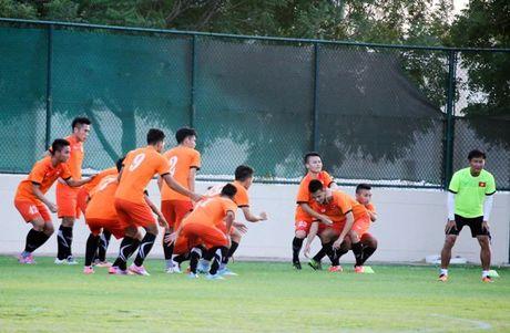U19 Viet Nam: Yeu van 'them' ra gio - Anh 2