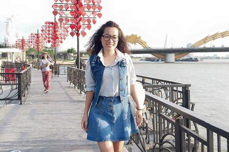 Kho tin dien vien Minh Huong van con nghe giau kin nay - Anh 1