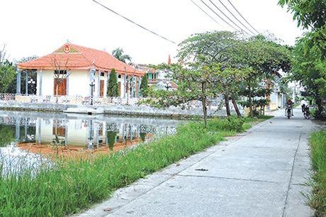 Thai Binh: Binh quan dat 16,53 tieu chi/xa - Anh 1