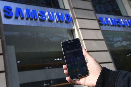 Samsung tong ket vu Note7, du doan thiet hai 3 ty USD - Anh 1