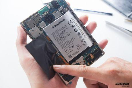 """Tan mat nhin qua trinh """"ho bien"""" BlackBerry Passport Phap thanh Quoc te - Anh 13"""