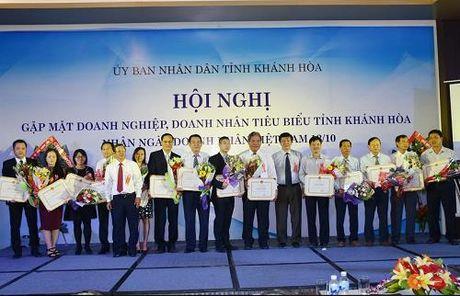 VNPT Khanh Hoa tro thanh Doanh nghiep tieu bieu - Anh 1
