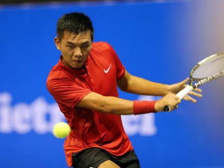 Hoang Nam/Hoang Thien chia tay Vietnam Open 2016 - Anh 1