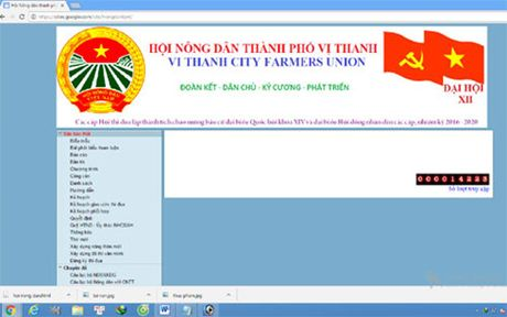 Nghi van Chu tich Hoi Nong dan Vi Thanh 'bien mat' cung mon no tien ty - Anh 1