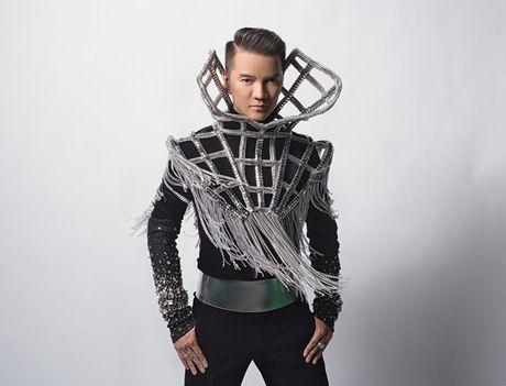 Nghe si noi gi truoc 'Diamond Show' cua Mr Dam tai Ha Noi - Anh 2